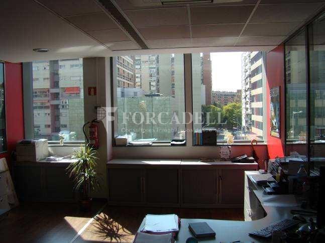 Oficina exterior i lluminosa en lloguer o venda. Gran Via de les Corts Catalanes. Barcelona #2