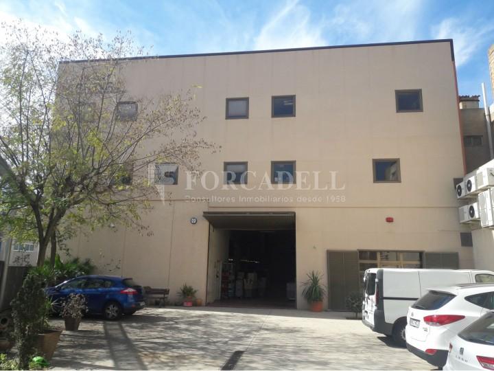 Nau industrial en venda de 1.324 m² - Sant Feliu de Llobregat, Barcelona. #1