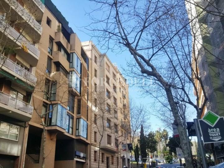 Oficina - vivenda al Pg de Sant Gervasi. Barcelona #1