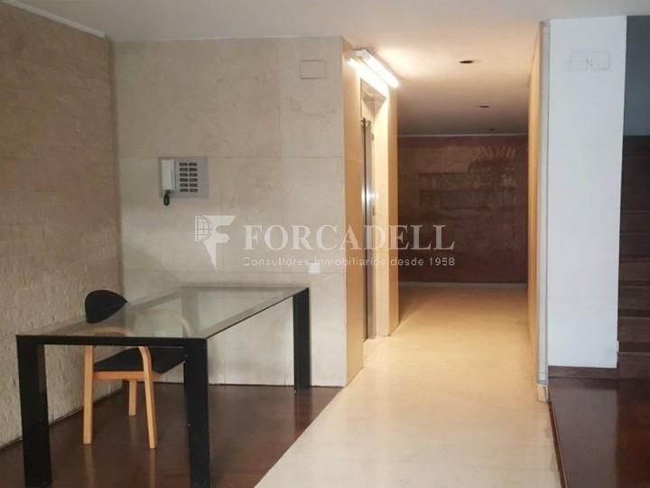 Oficina - vivenda al Pg de Sant Gervasi. Barcelona #10