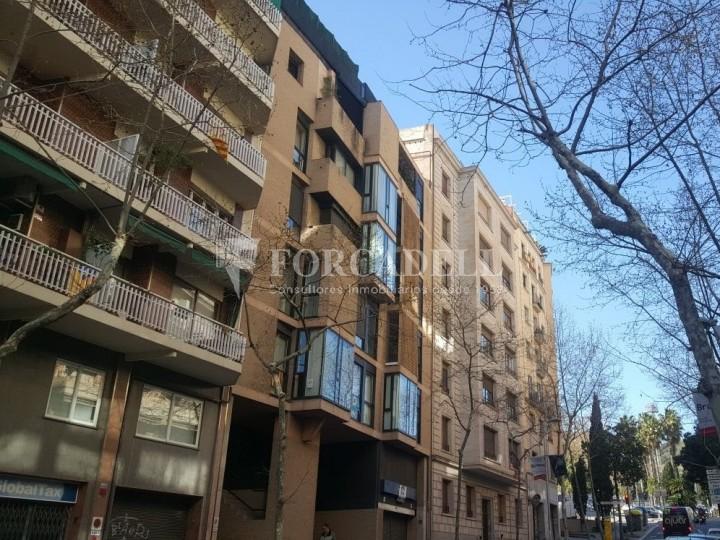 Oficina - vivenda al Pg de Sant Gervasi. Barcelona #11