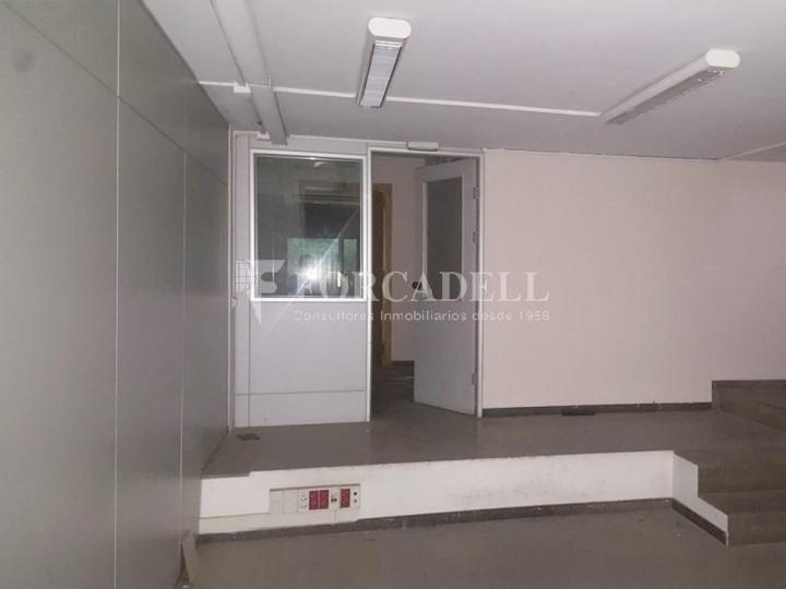 Oficina - vivenda al Pg de Sant Gervasi. Barcelona #5