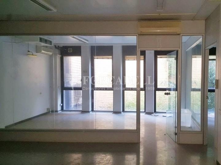 Oficina - vivenda al Pg de Sant Gervasi. Barcelona #6