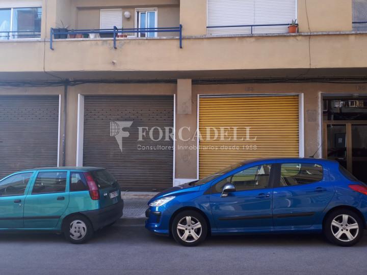 Local en venda al barri de Ca n'Aurell. Terrassa. Barcelona. 8