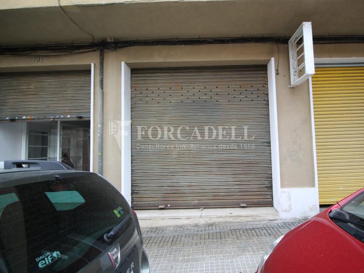 Local en venda al barri de Ca n'Aurell. Terrassa. Barcelona. 10