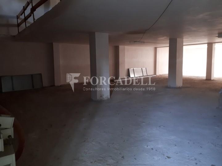 Local disponible de obra nueva en sabadell barcelona forcadell locals restauraci - Obra nueva en sabadell ...