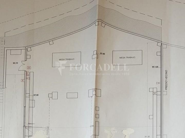Nau industrial en venda de 1.286 m² - Badalona, Barcelona.  #14