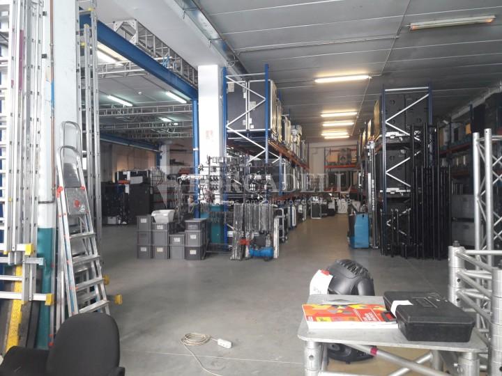 Nau industrial en venda de 1.286 m² - Badalona, Barcelona.  #4