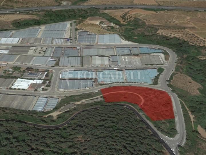 Solar indsutrial en venta de 9.711 m² - Castellvi de Rosanes , Barcelona 1