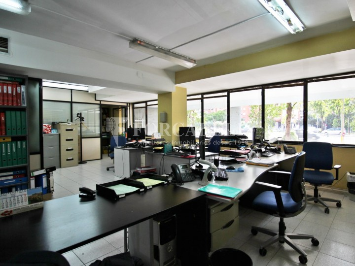 Oficina en venda situada a l'Av. Meridiana, Barcelona. #2
