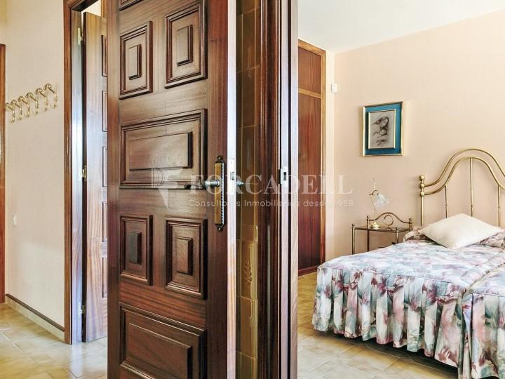 Casa con terreno anexo con árboles frutales, en la comarca de La Selva. Girona.  21