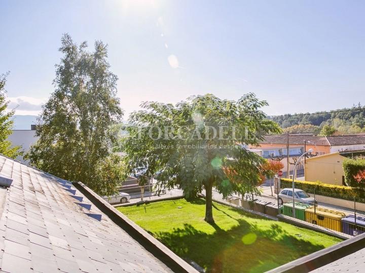 Casa con terreno anexo con árboles frutales, en la comarca de La Selva. Girona.  52