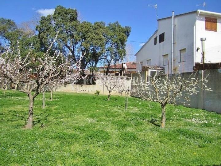 Casa con terreno anexo con árboles frutales, en la comarca de La Selva. Girona.  66