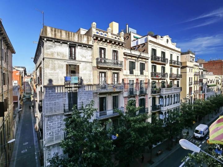 Pis d'alt standing en venda en el barri de Gràcia de Barcelona 17