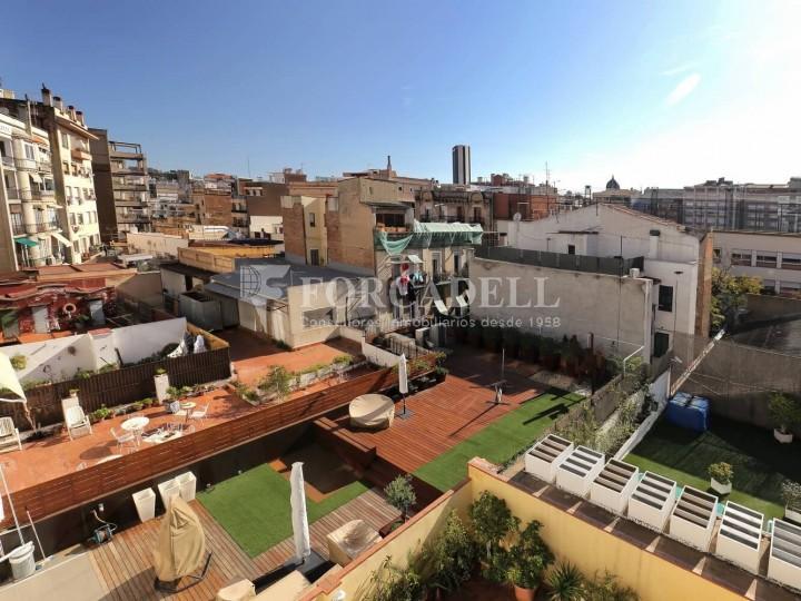 Pis d'alt standing en venda en el barri de Gràcia de Barcelona 4