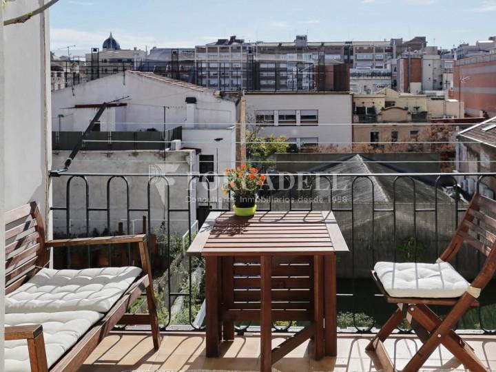 Pis d'alt standing en venda en el barri de Gràcia de Barcelona 7