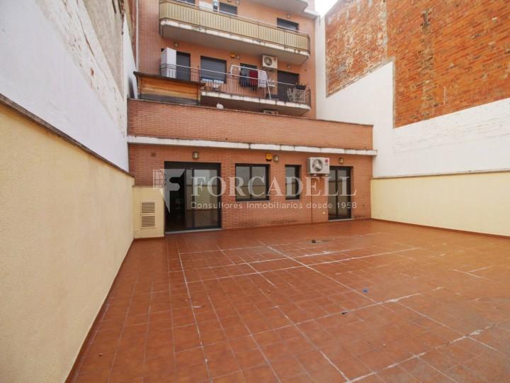 Planta baja de obra nueva en venta en la zona de Sant Pere de Terrassa