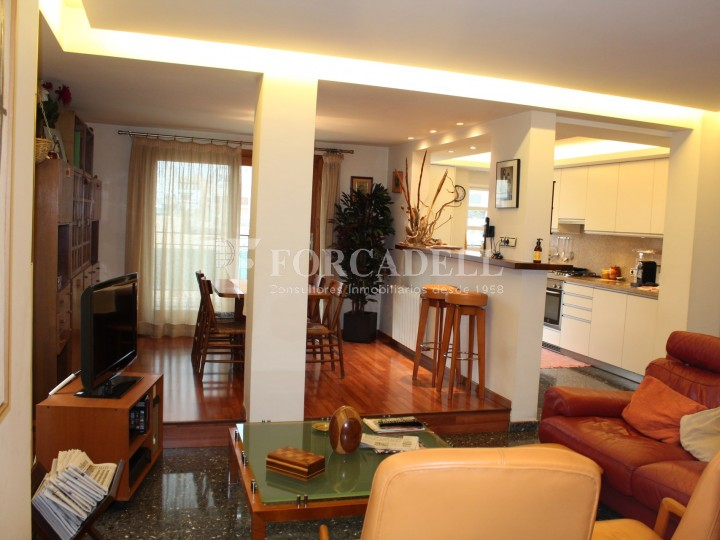Renovated penthouse in Santa Catalina, Palma.