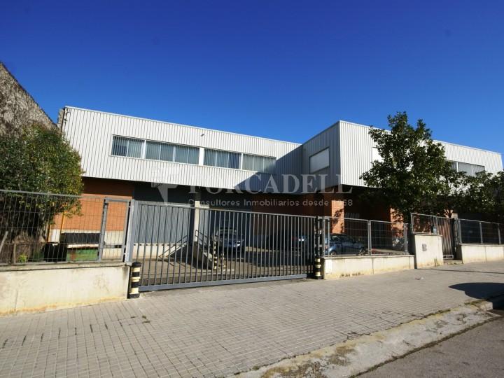Nau industrial en lloguer de 3.595 m² - Sabadell, Barcelona. #1