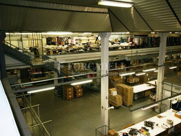 Nau industrial en lloguer de 3.595 m² - Sabadell, Barcelona. #2