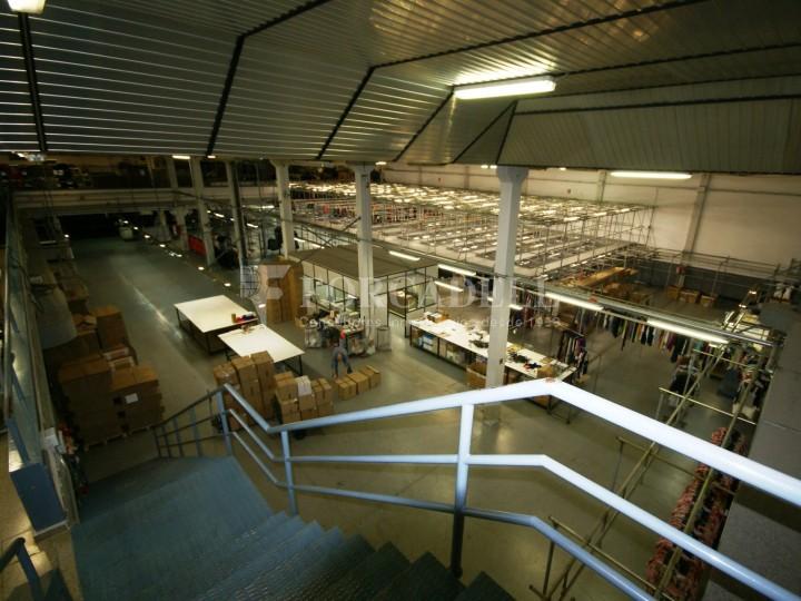 Nau industrial en lloguer de 3.595 m² - Sabadell, Barcelona. #3