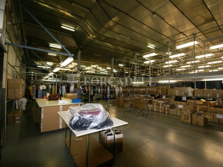 Nau industrial en lloguer de 3.595 m² - Sabadell, Barcelona. #5