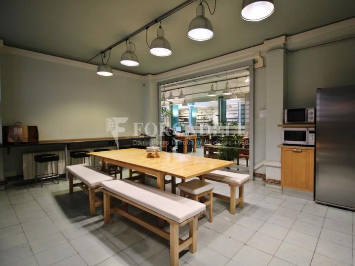 Oficina en venda en planta principal. C.Casp. Barcelona. #10