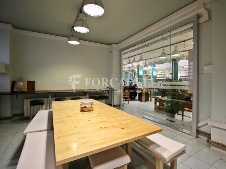 Oficina en venda en planta principal. C.Casp. Barcelona. #11