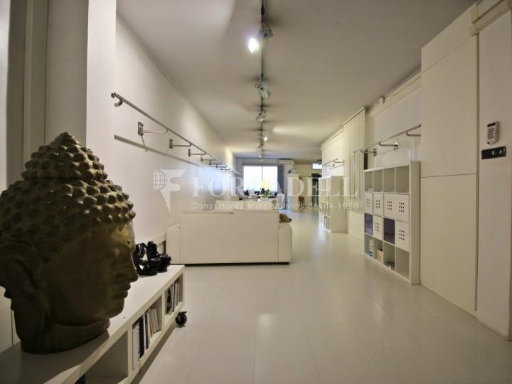 Oficina en venda en planta principal. C.Casp. Barcelona. #14