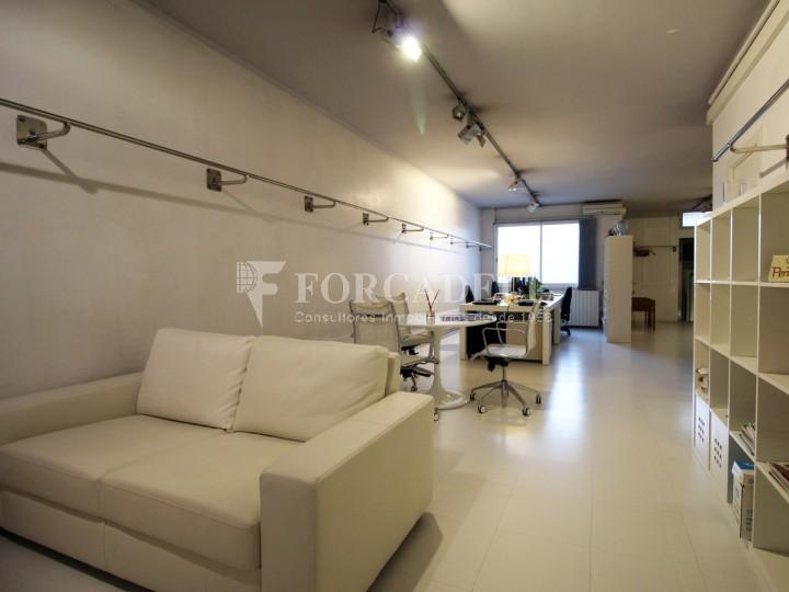 Oficina en venda en planta principal. C.Casp. Barcelona. #15