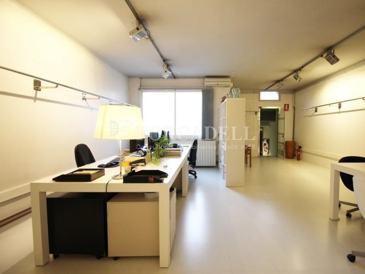 Oficina en venda en planta principal. C.Casp. Barcelona. #5