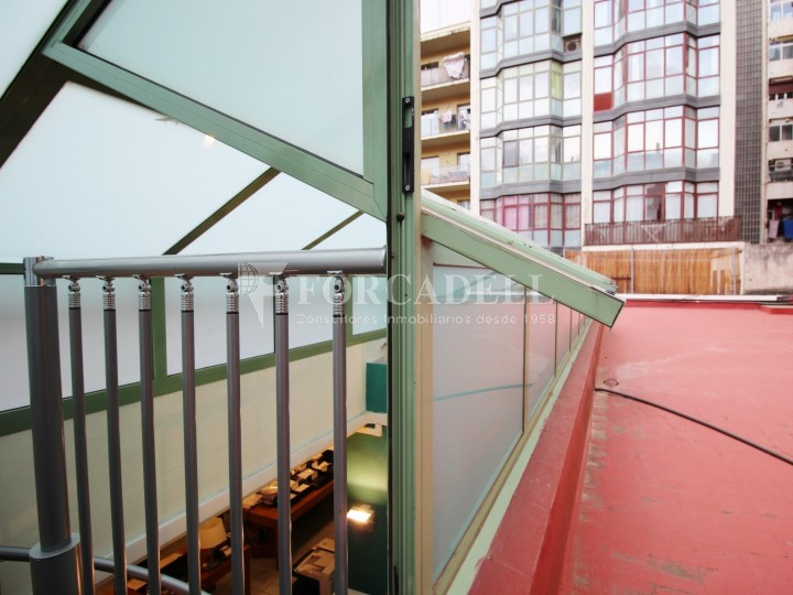 Oficina en venda en planta principal. C.Casp. Barcelona. #8