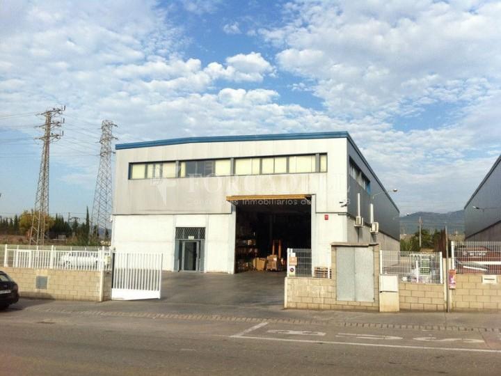 Nau industrial en venda de 1.253 m² - Sant Vicenç dels Horts, Barcelona. #1