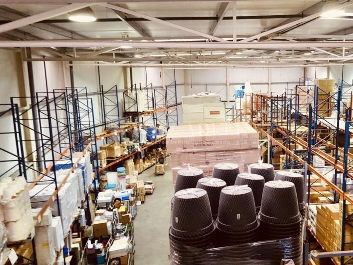 Nau industrial en venda de 1.253 m² - Sant Vicenç dels Horts, Barcelona. #2