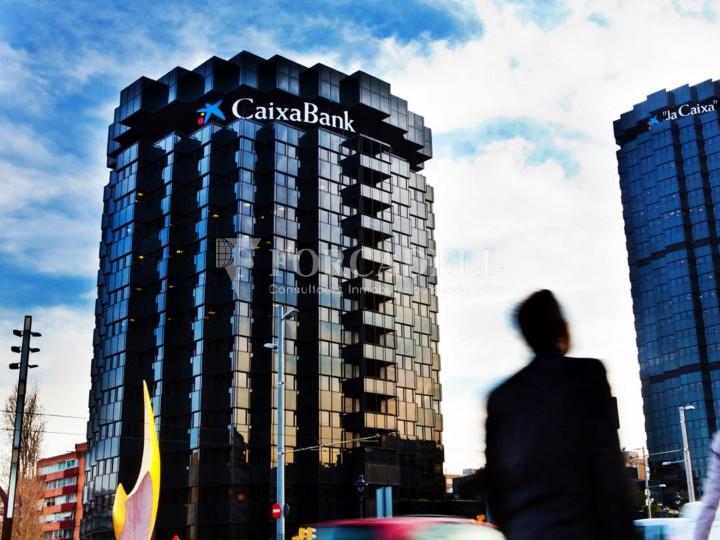 Oficina disponible en lloguer situada  al districte de les Corts de Barcelona. #8