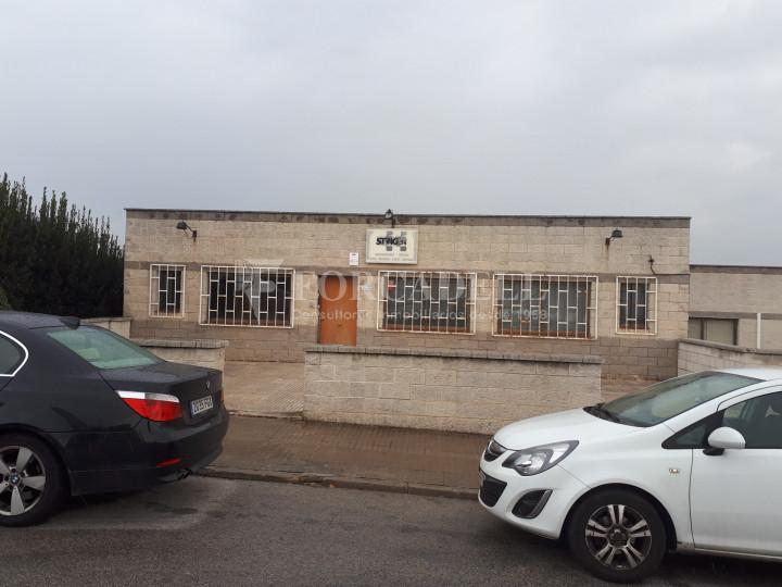 Nau industrial en venda de 1.312 m² - Castellbisbal, Barcelona 5