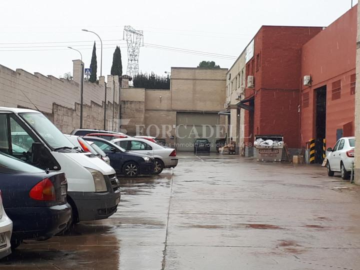 Nau industrial en venda de 1.312 m² - Castellbisbal, Barcelona 6