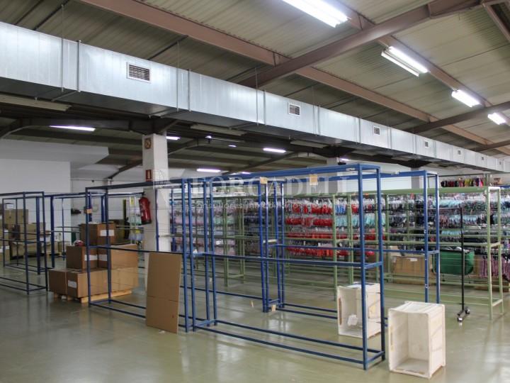 Nau industrial en venda de 2.273 m² - Montcada i Reixac, Barcelona 12