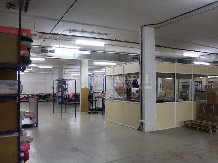 Nau industrial en venda de 2.273 m² - Montcada i Reixac, Barcelona 4