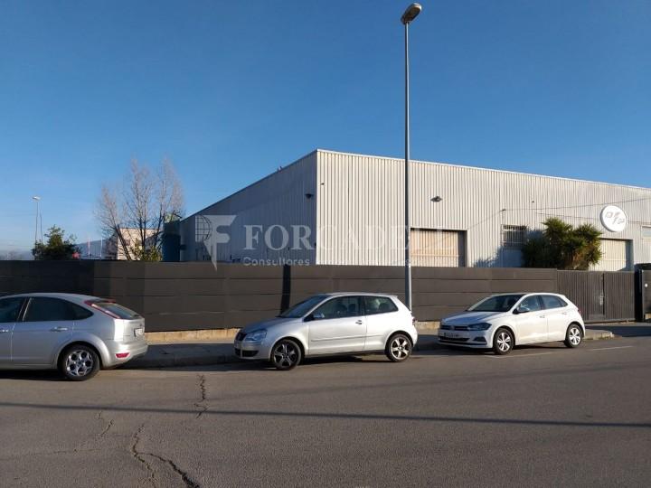 Nau industrial en venda de 577 m² - Franqueses del Vallès, Barcelona #1