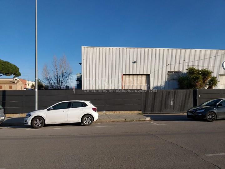 Nau industrial en venda de 577 m² - Franqueses del Vallès, Barcelona #2