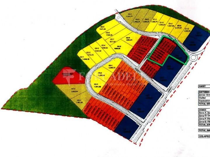 Solar industrial en venda de 3.666 m² - Calafell, Tarragona. 3