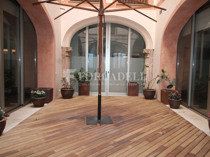 A centre de Palma,  Casc Antic, planta baixa a estrenar de 3 habitacions en edifici amb categoria rehabilitat completament. 11