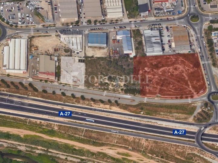 Solar industrial en venta de 12.498 m² - Tarragona 1