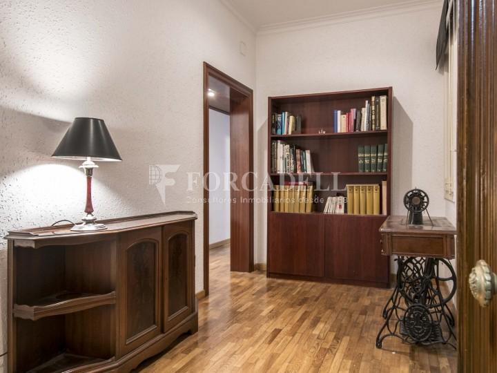 Fantàstic pis de 106 m² segons cadastre al barri de Sarrià i al districte de Sarrià-Sant Gervasi. 10