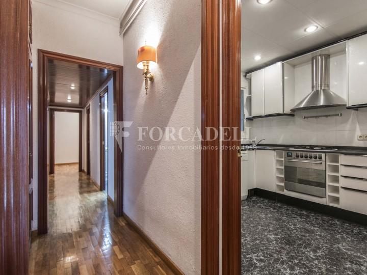 Fantàstic pis de 106 m² segons cadastre al barri de Sarrià i al districte de Sarrià-Sant Gervasi. 11