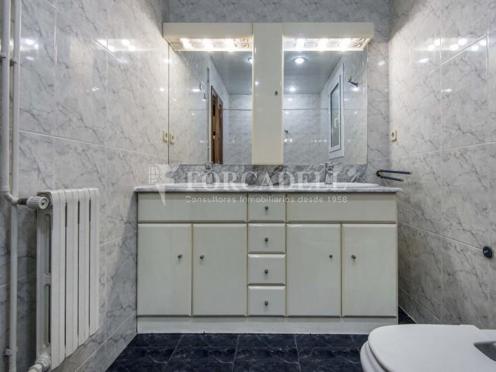 Fantàstic pis de 106 m² segons cadastre al barri de Sarrià i al districte de Sarrià-Sant Gervasi. 15