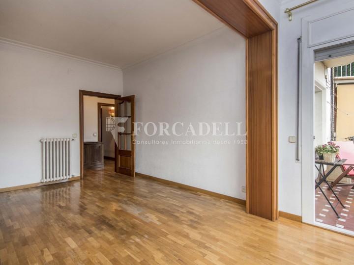 Fantàstic pis de 106 m² segons cadastre al barri de Sarrià i al districte de Sarrià-Sant Gervasi. 3