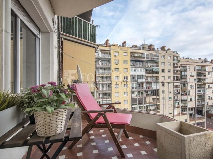 Fantàstic pis de 106 m² segons cadastre al barri de Sarrià i al districte de Sarrià-Sant Gervasi. 4