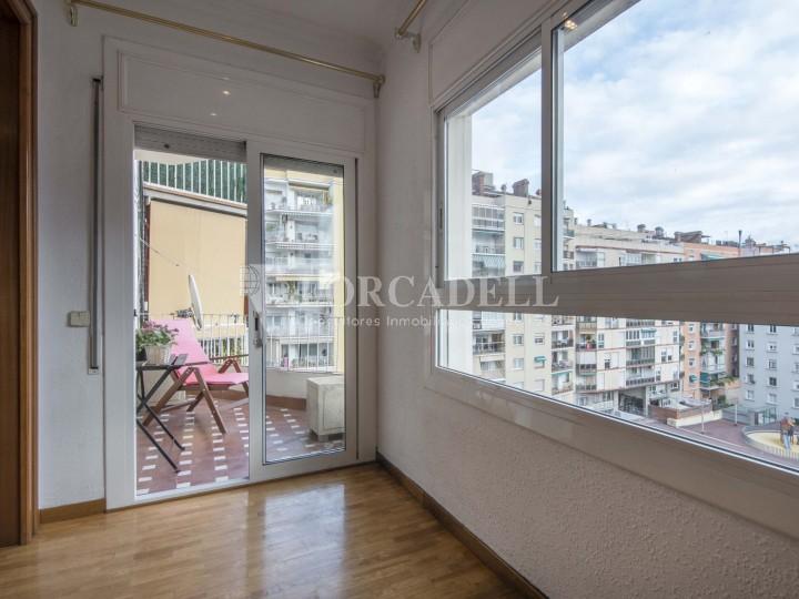 Fantàstic pis de 106 m² segons cadastre al barri de Sarrià i al districte de Sarrià-Sant Gervasi. 5